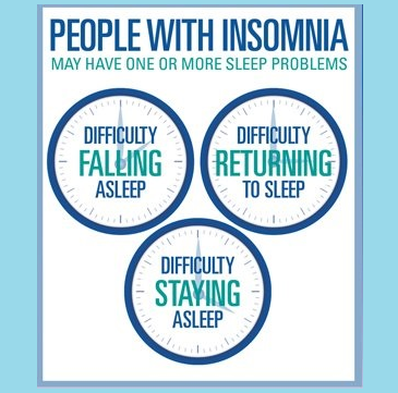 People with Insomnia