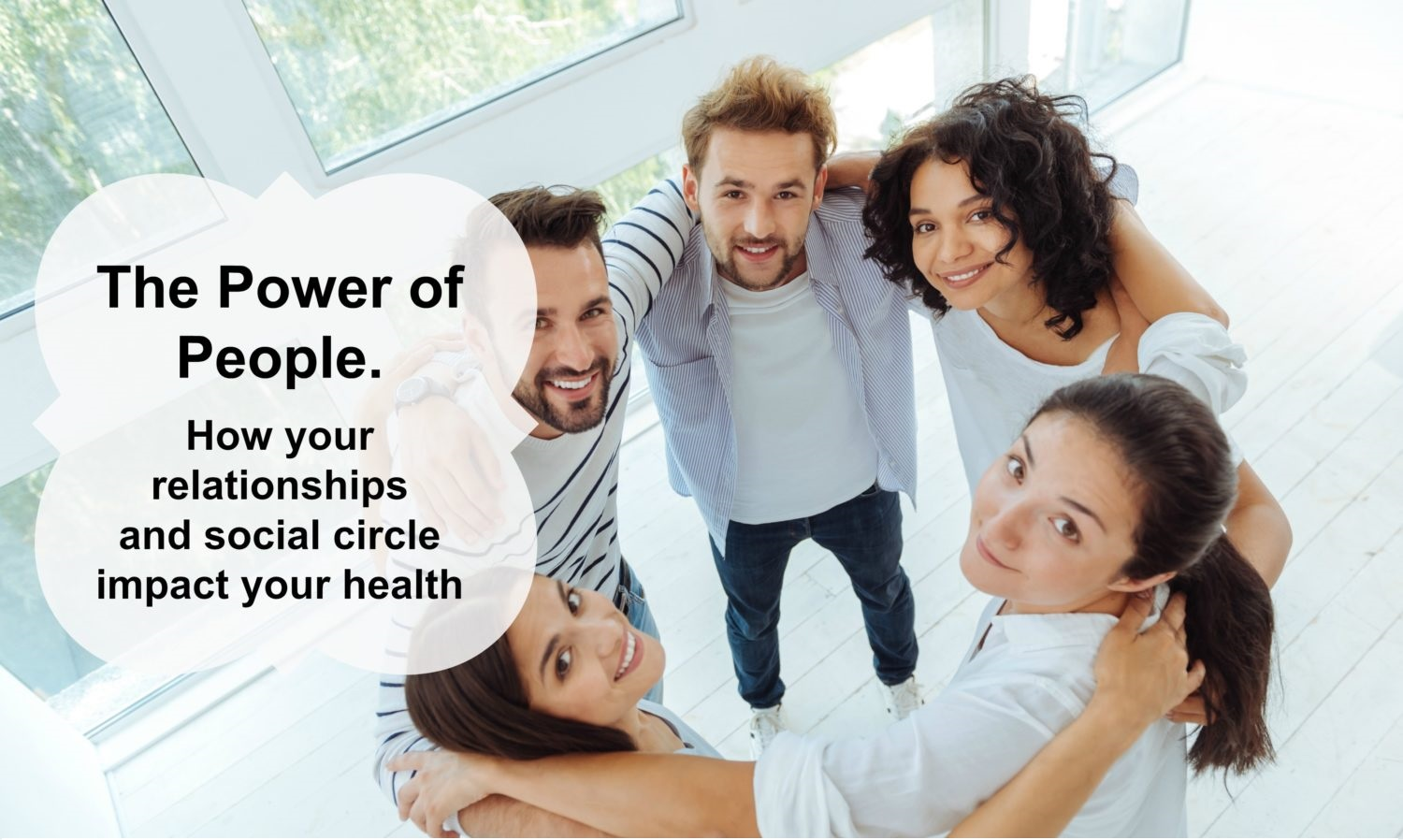 Take care of your social relationships