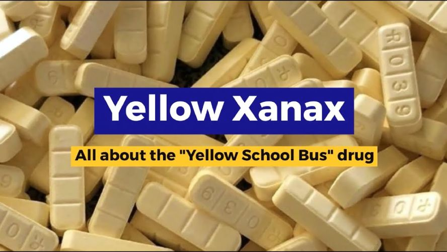 About Yellow Xanax Bars