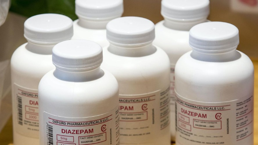Diazepam Drug Information