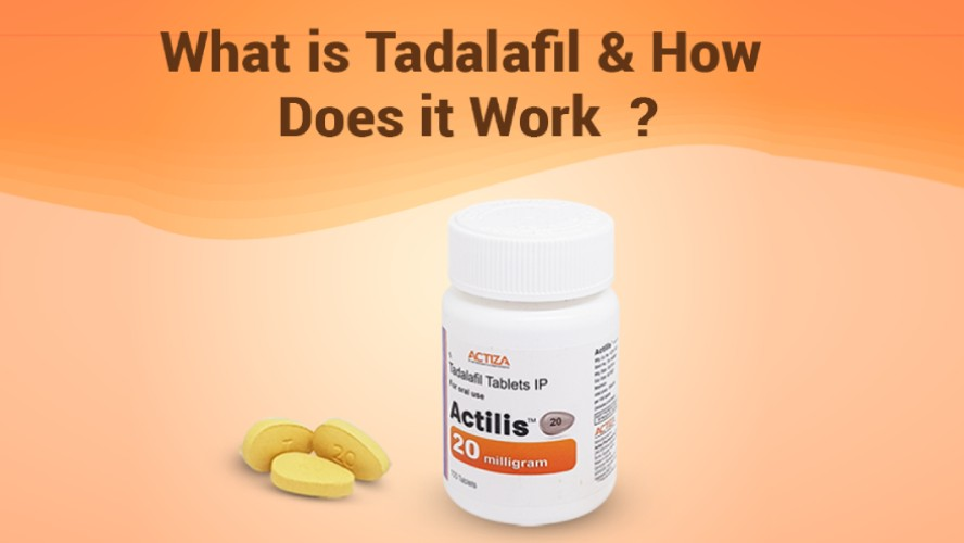 Tadalafil Drug Information