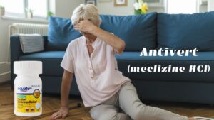 Antivert (meclizine HCl)